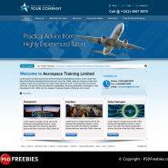 Flight Training Programs PSD Template