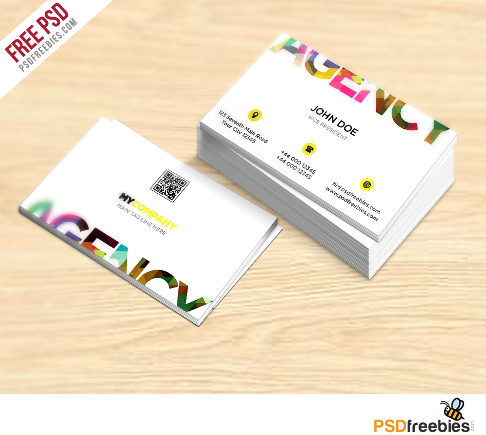 Creative business card templates free mandegarfo creative business card templates free accmission Image collections