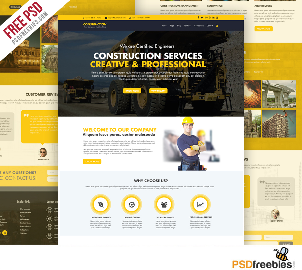 website builder company