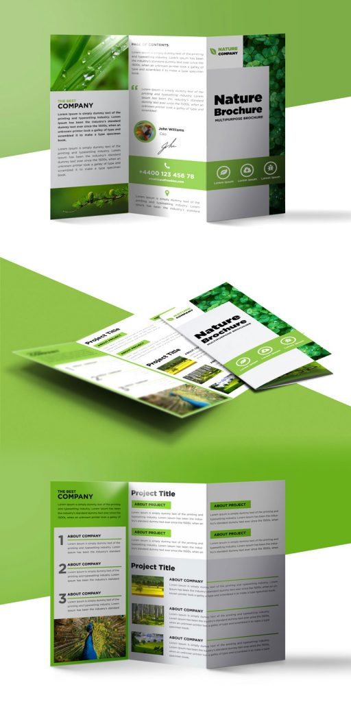 Nature-Tri-Fold-Brochure-Template-Free-PSD-Preview