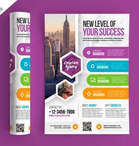 Multipurpose Business Flyer PSD Template