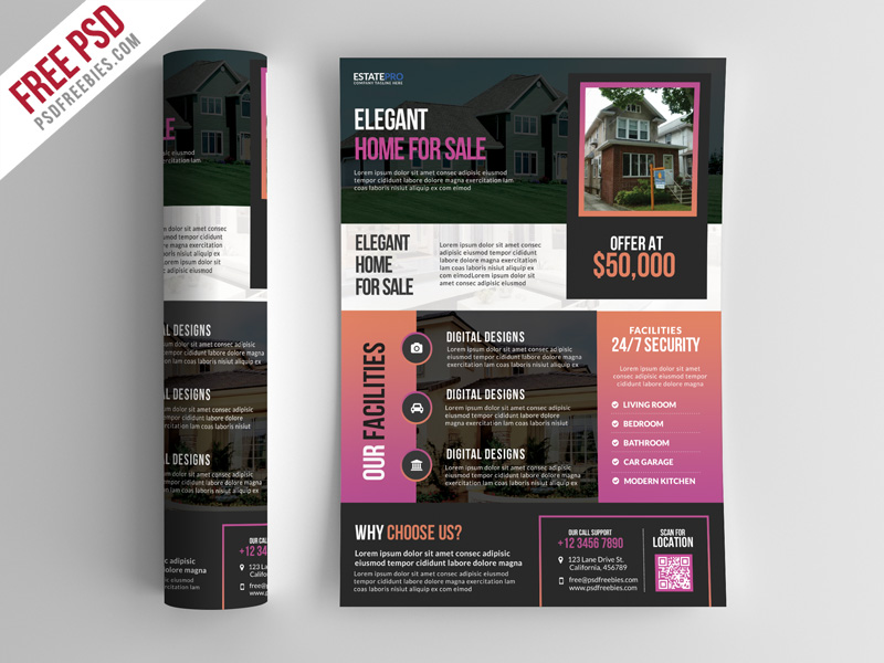 Real-Estate-Flyer-Template-PSD
