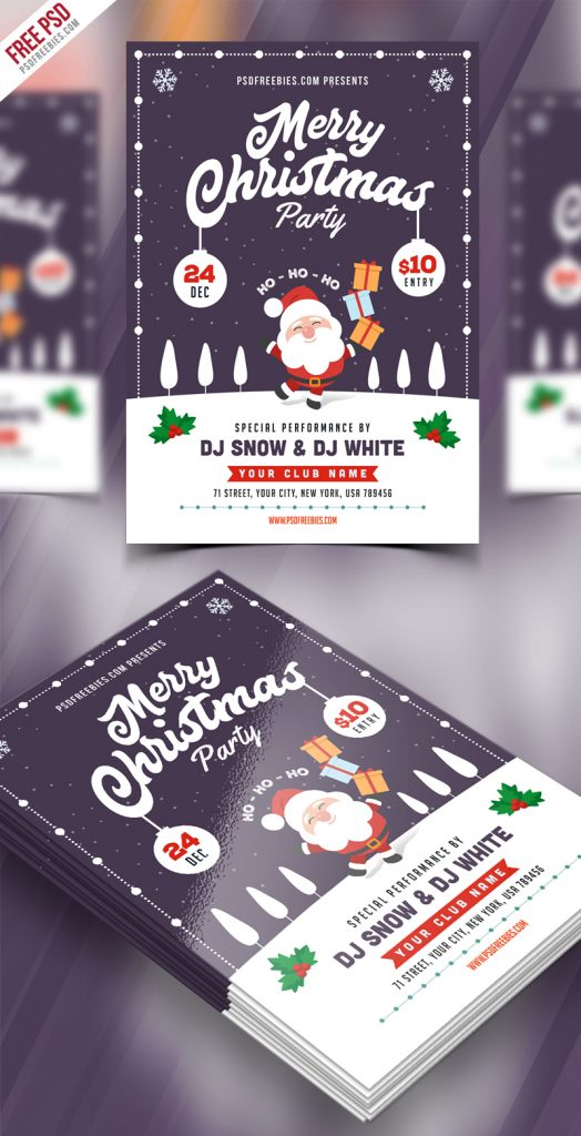 Christmas-Party-Flyer-Template-PSD-Preview