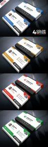 Free Creative Business Card PSD Bundle