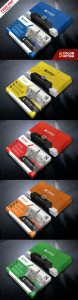 Free Business Cards PSD Bundle