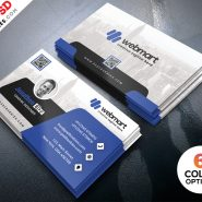 Business Cards Design PSD Bundle