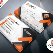 Business Cards Design Templates PSD