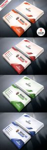 Creative Business Card Designs Free PSD