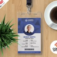 PSD Office Identity Card Templates