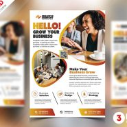 PSD Business Marketing AD Flyer Templates