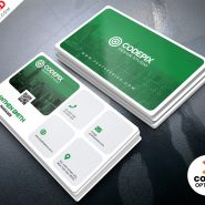 PSD Corporate Business Card Design