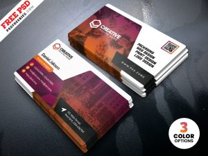 PSD Creative Business Card Templates