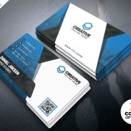Business Card Design PSD Templates