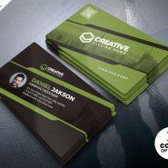 Designer Business Card Template PSD