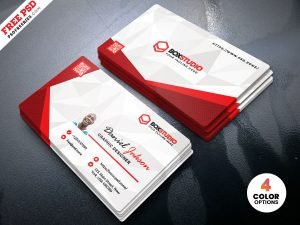 Premium Business Card Template PSD