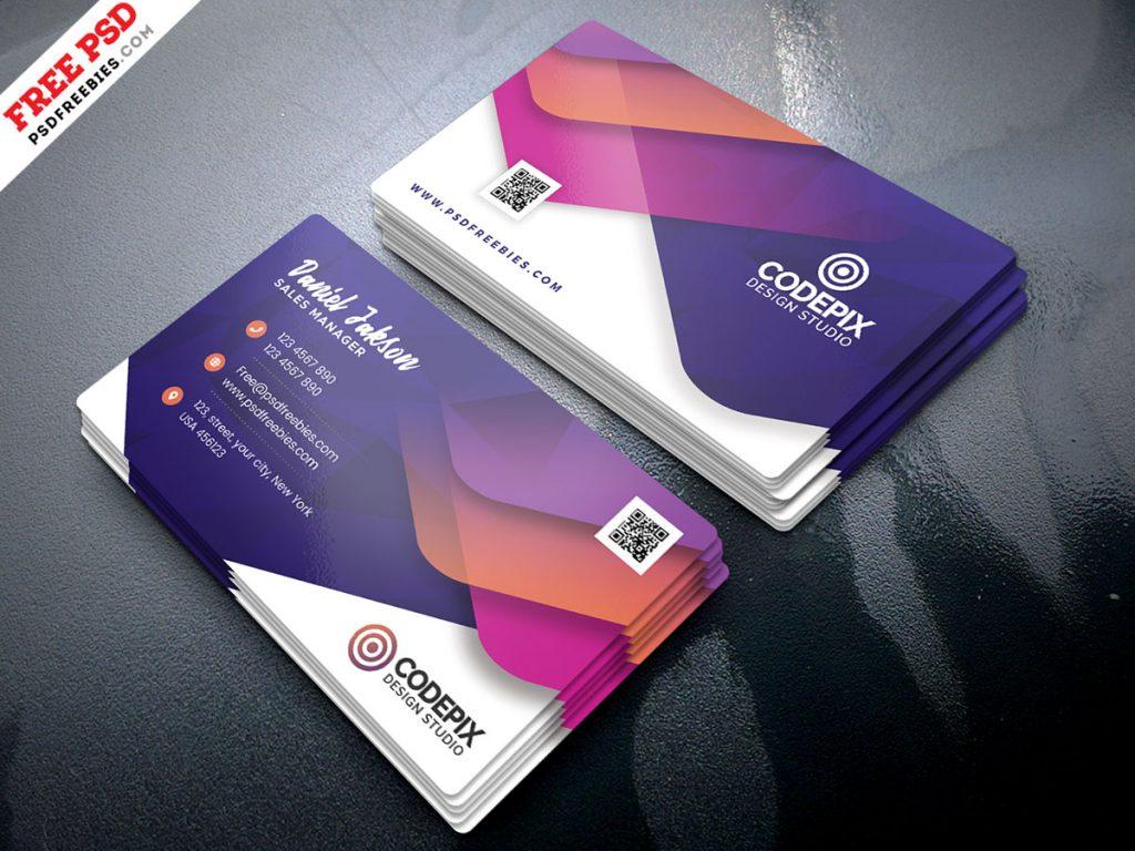 premium business card design psd  psdfreebies