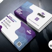 Premium Business Card PSD Template