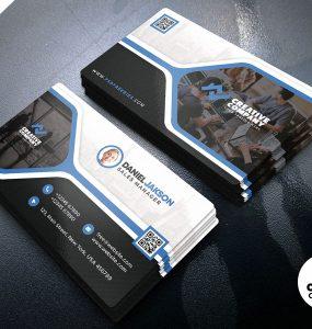 Creative Business Card Design PSD