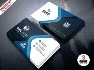 Best Creative Business Card Design PSD