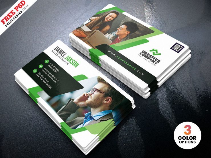 Creative Multipurpose Business Card PSD