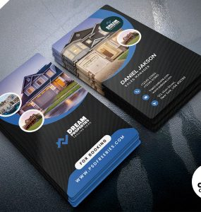 Multipurpose Designer Business Card PSD