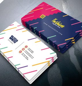 Multipurpose Abstract Business Card Design PSD