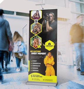 Professional-Photography-Roll-Up-Banner-PSD