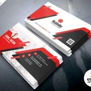 High Quality Business Card Design PSD